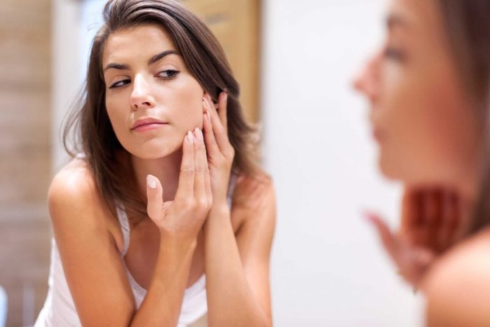 worst skin care advice pop zit