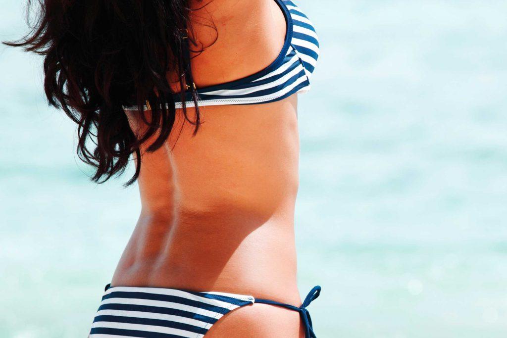 worst skin care advice bathing suit burn