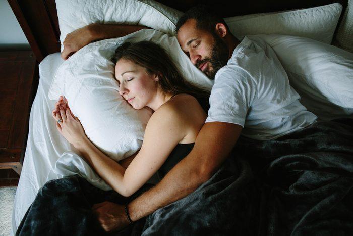 first sign of the flu sleep