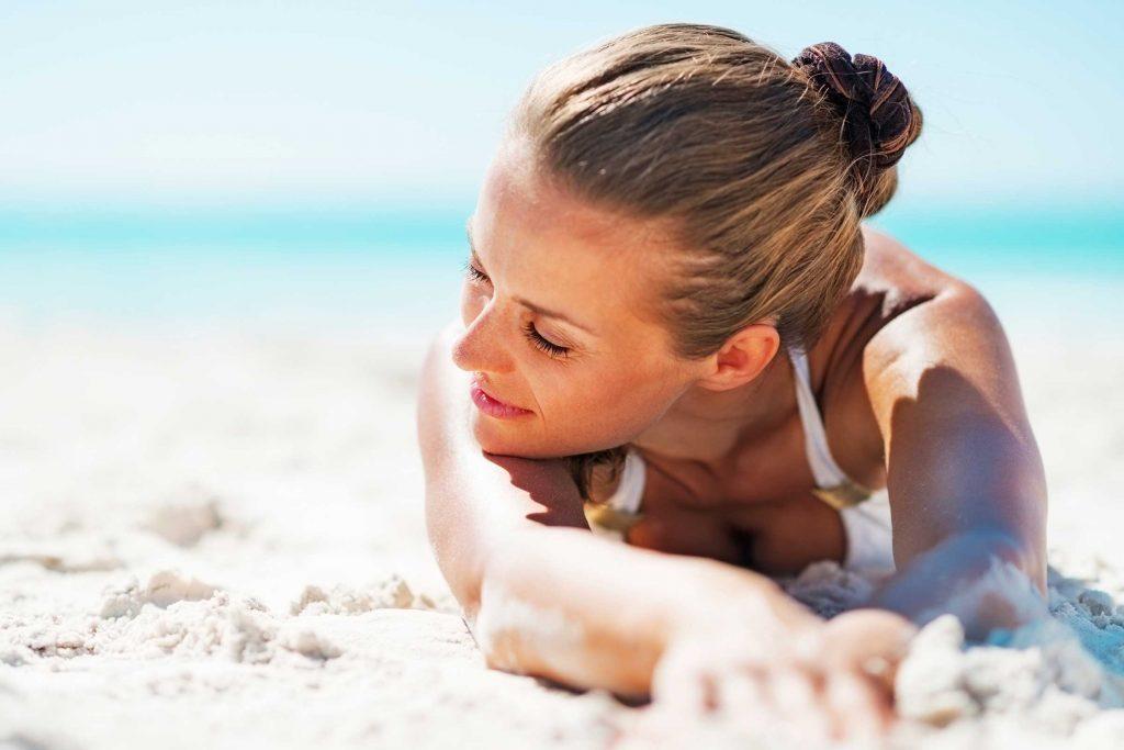 worst skin care advice tan