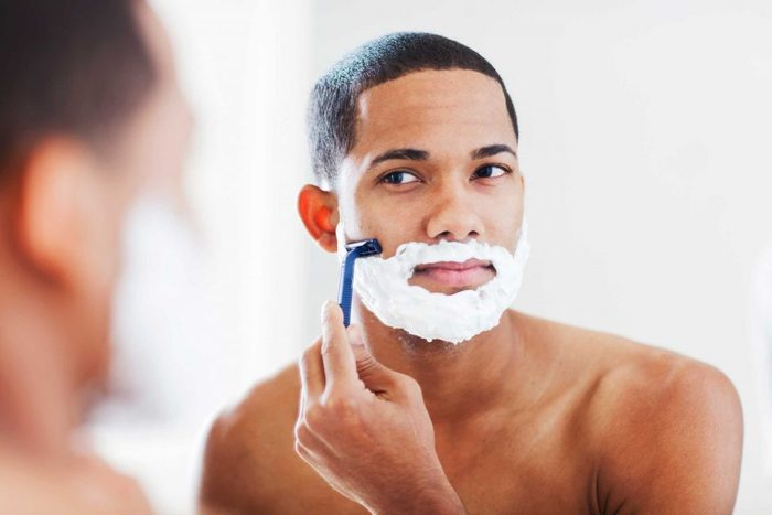 worst skin care advice shaving
