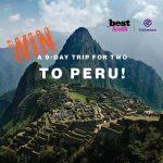 Best Health Peru Getaway