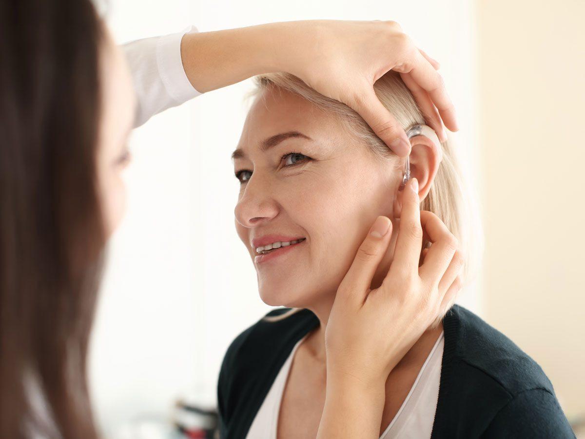 Alzheimer's Disease - hearing