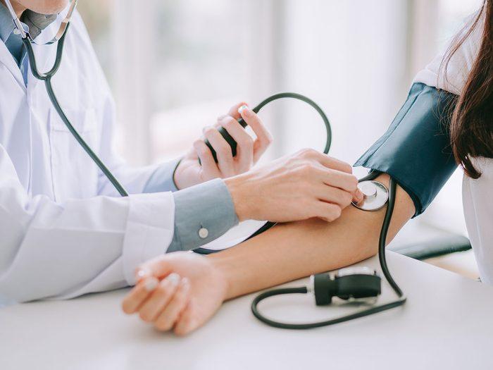 Alzheimer's Disease - high blood pressure