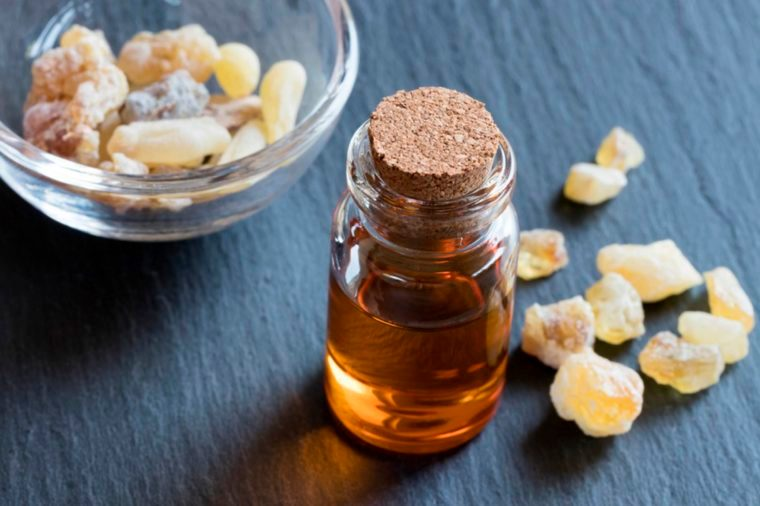 essential oils for sleep frankincense