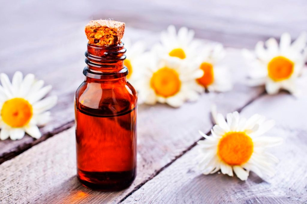 essential oils for sleep chamomile
