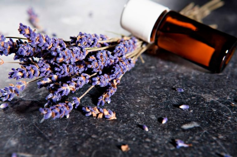 essential oils for sleep lavender