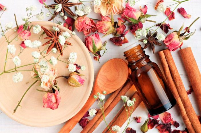 essential oils for sleep rose
