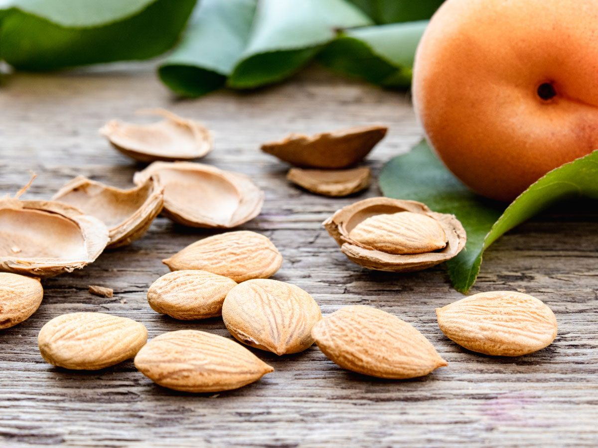 Foods You Should Never Eat Raw - pits fruit