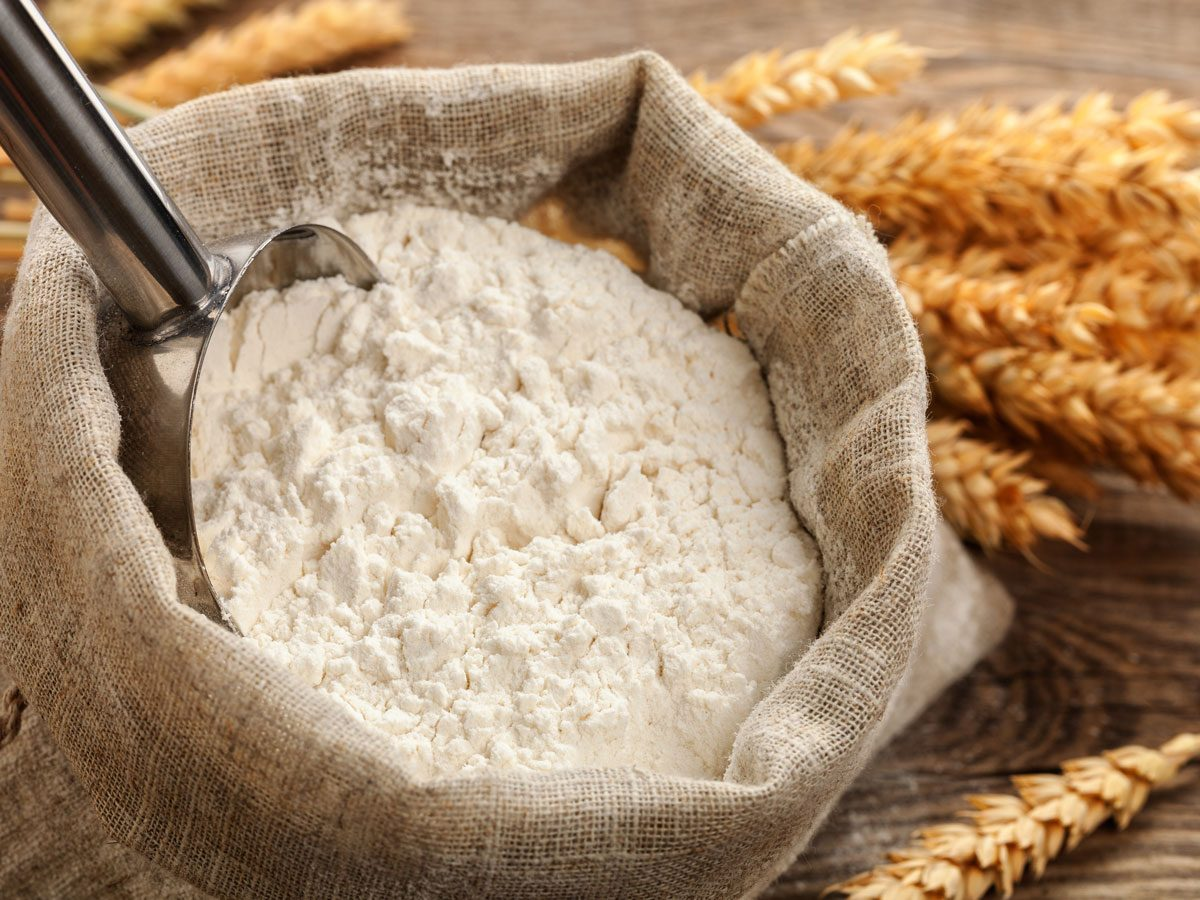 Foods You Should Never Eat Raw - flour
