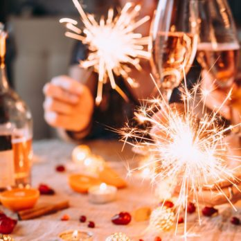 5 Healthier Drink Options to Ring in the New Year