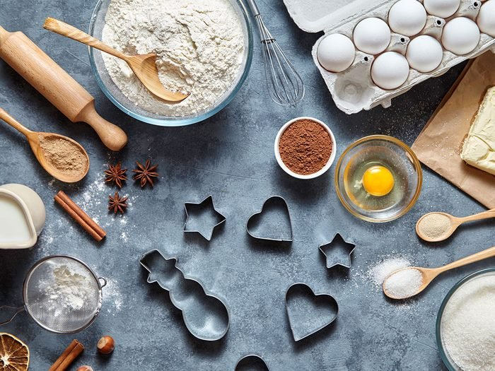 baking with healthy flours