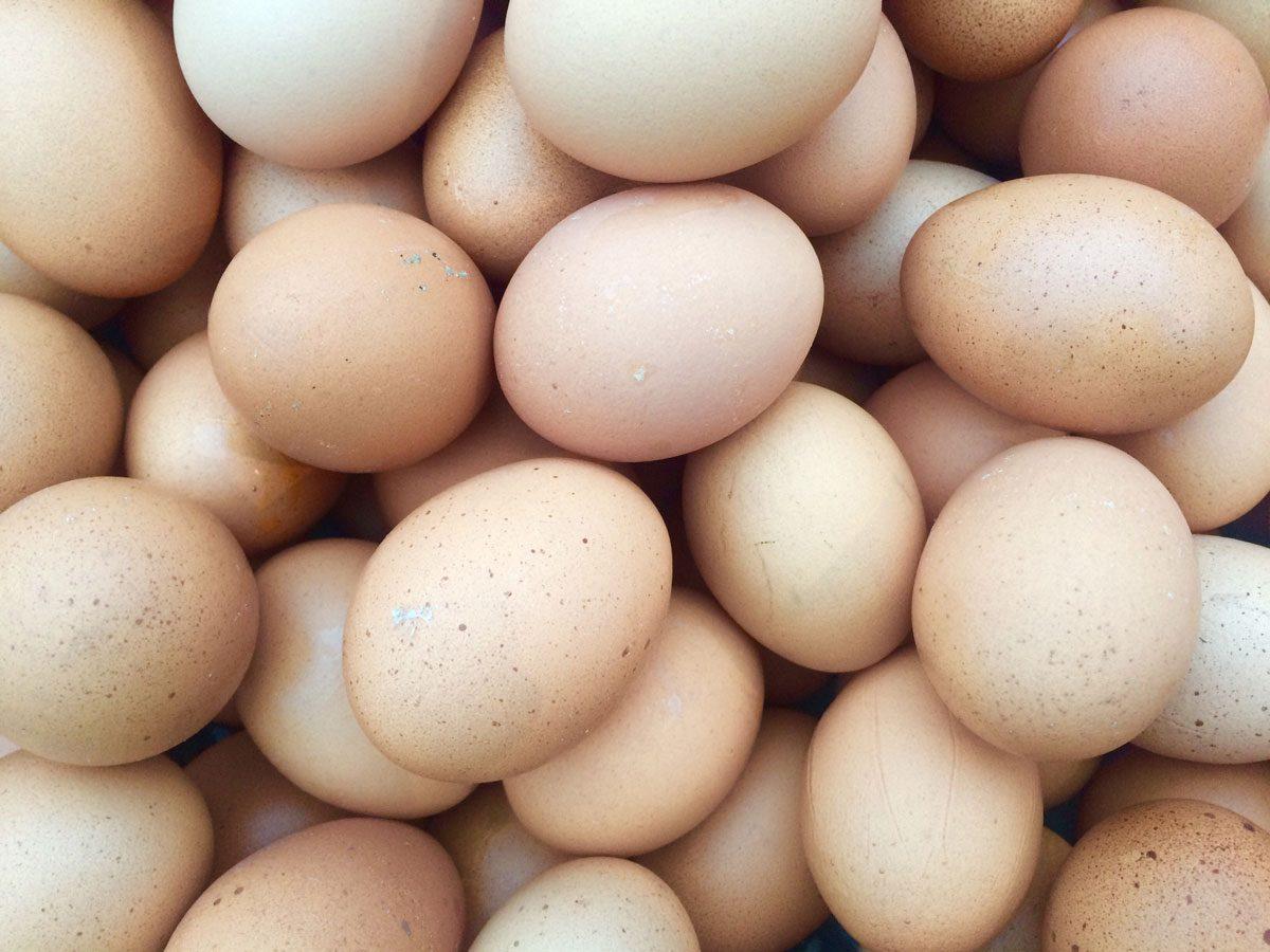 improve your eyesight - eggs
