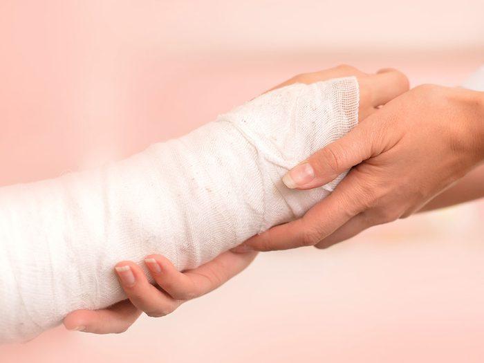 massage therapist secrets injury as a kid