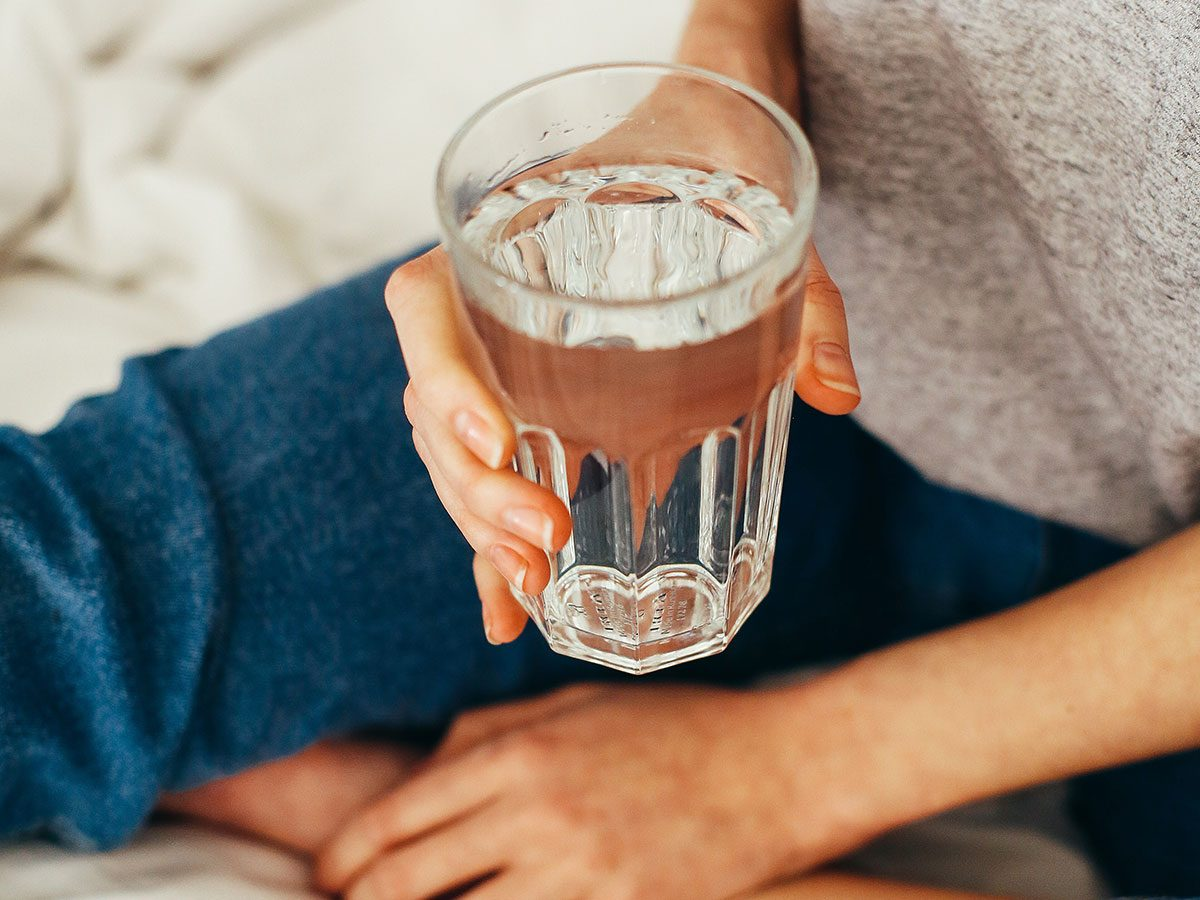 massage therapist secrets drink more water