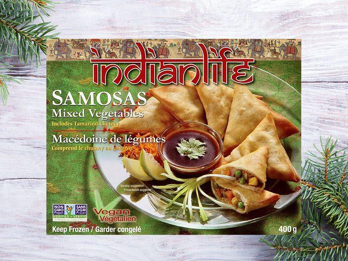 whole foods easy holiday entertaining samosas