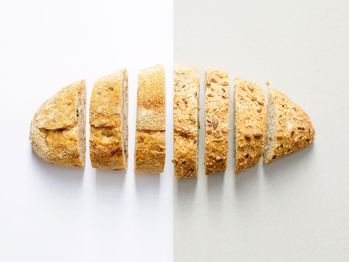 Low Residue Diet - eliminate fibre