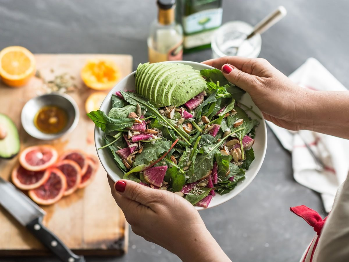 Whole30 - salad