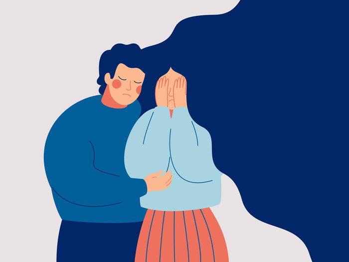 Struggling With Depression