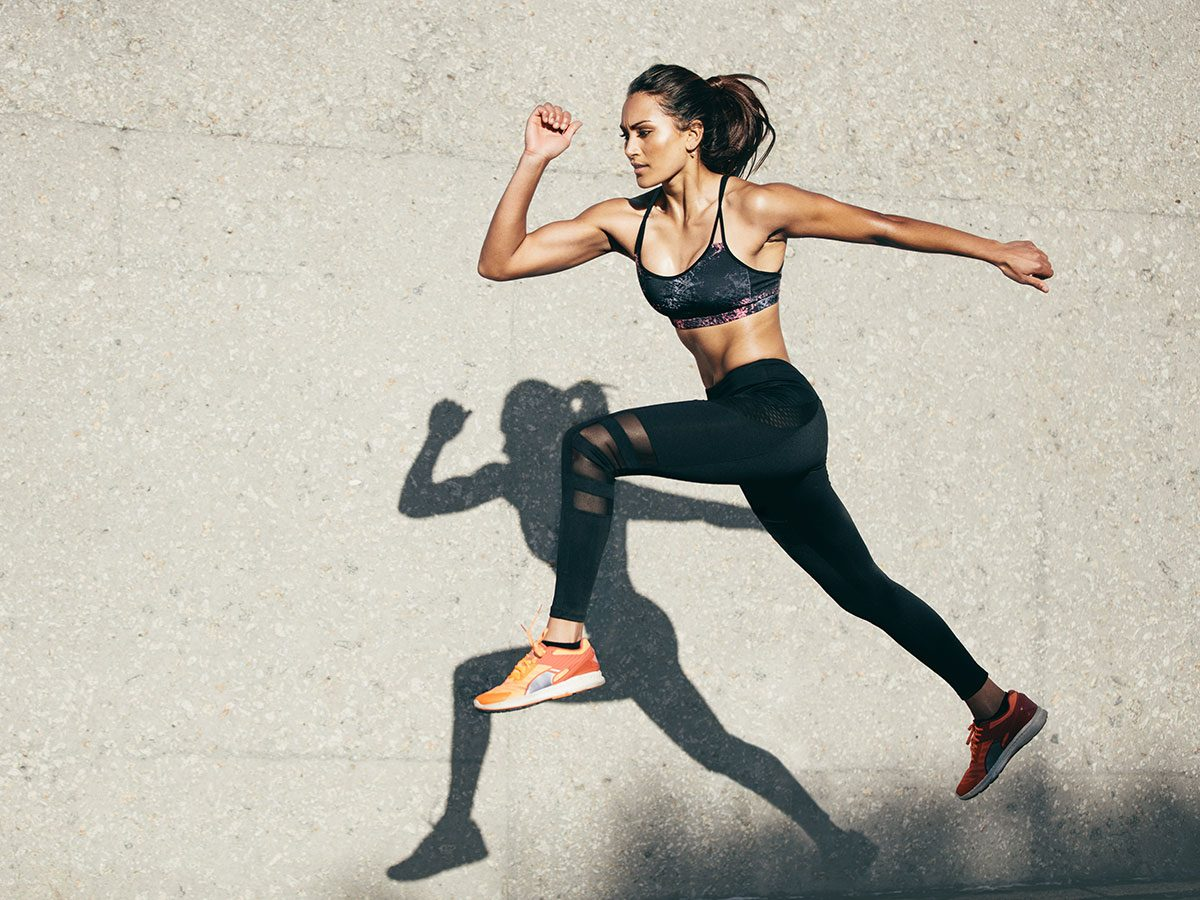 essential exercises - running