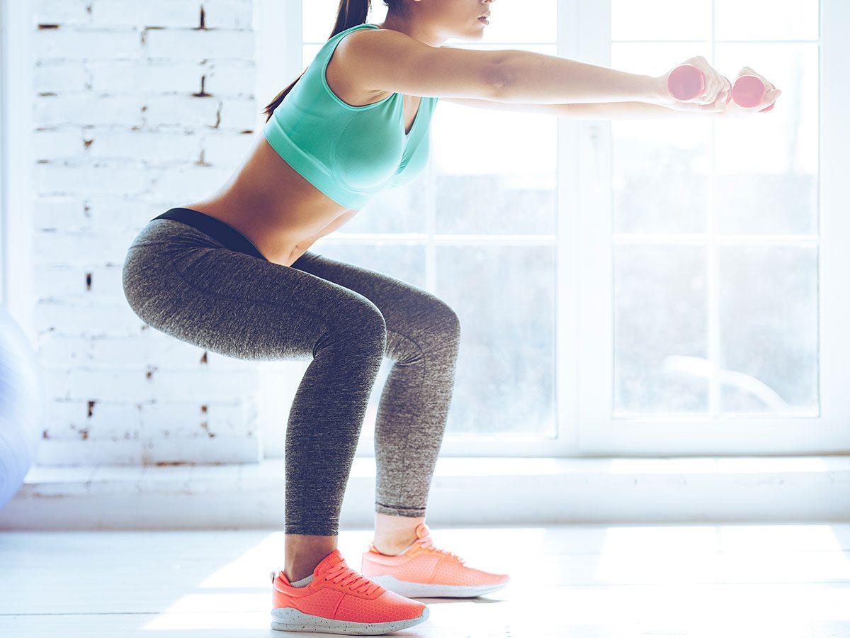 essential exercises - squat