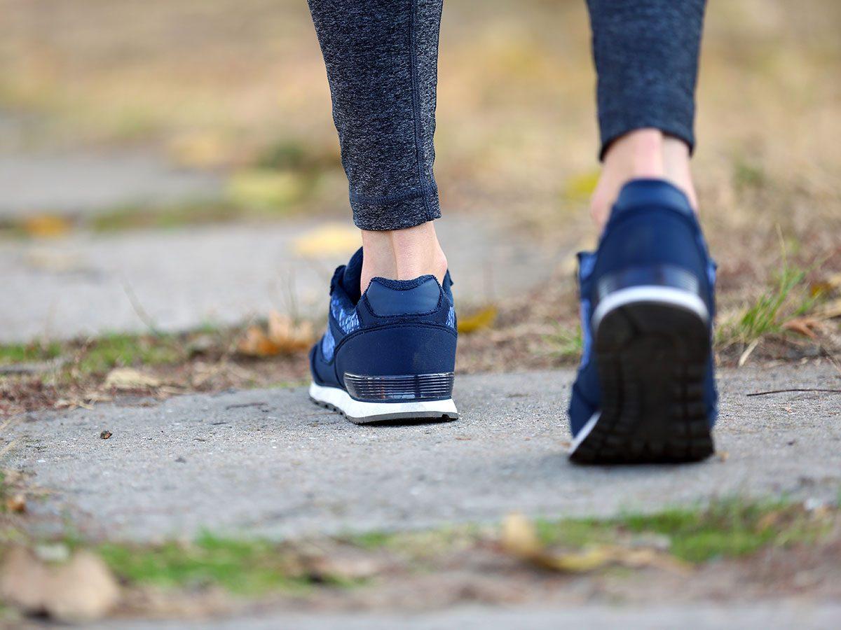 essential exercises - walking