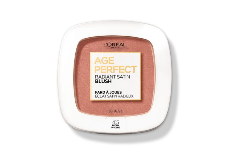 Best beauty products 2020 | L'Oréal Age Perfect Radiant Satin Blush