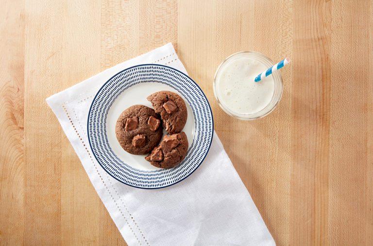 Healthy Chocolate Recipes   Chocolate Chunk Cookies