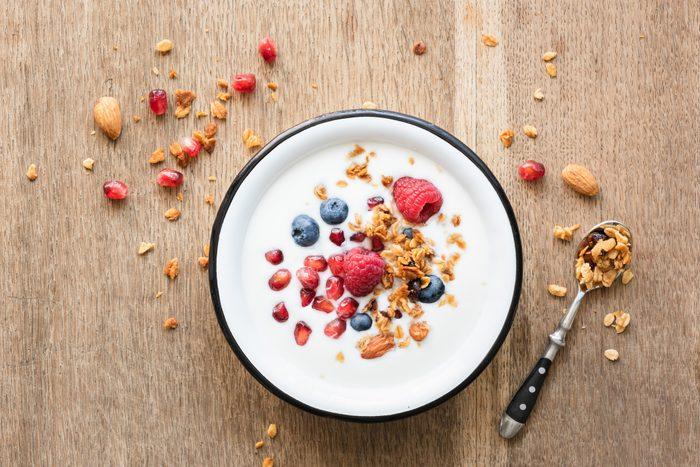 greek yogurt breakfast protein