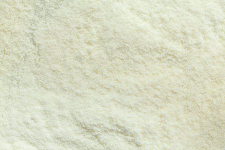 Powdered milk high definition pattern