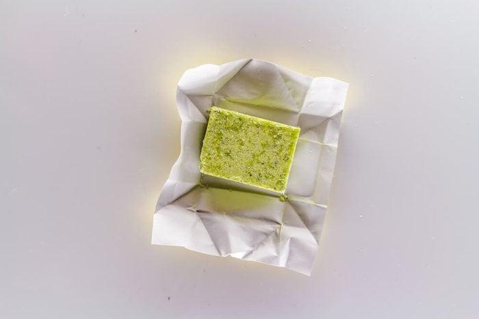 Broth cube