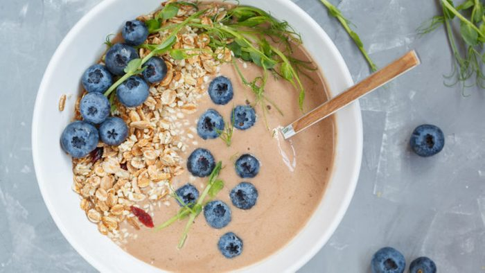 Healthy Chocolate Recipes | Chocolate Chia Pudding