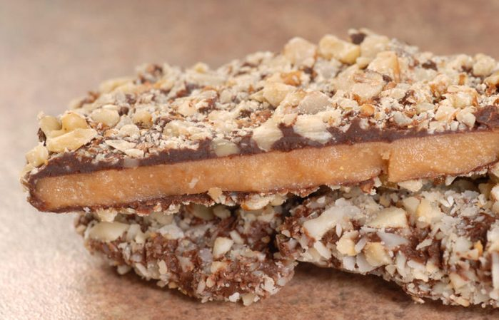 Healthy Chocolate Recipes | Chocolate Toffee