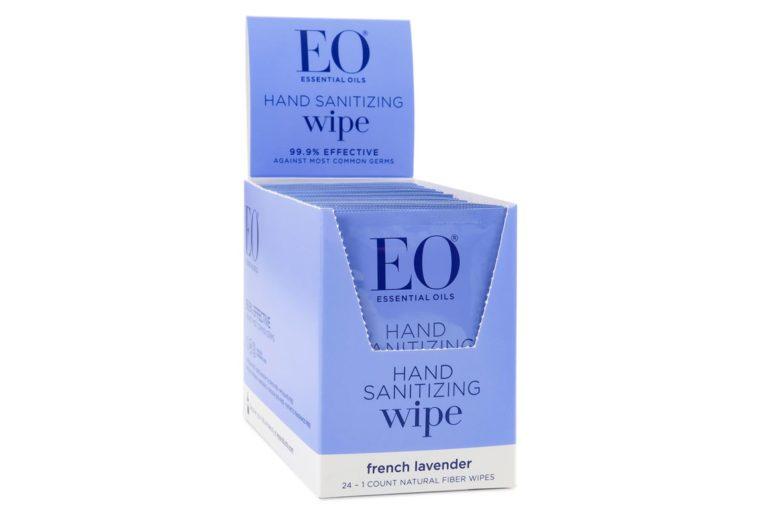 natural hand sanitizers
