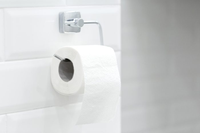 signs your body is in trouble | toilet paper roll