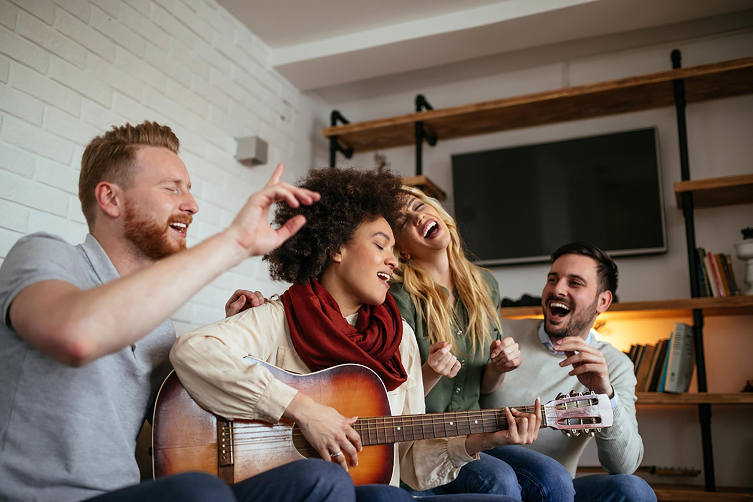 Boost your immunity naturally | 4 people singing