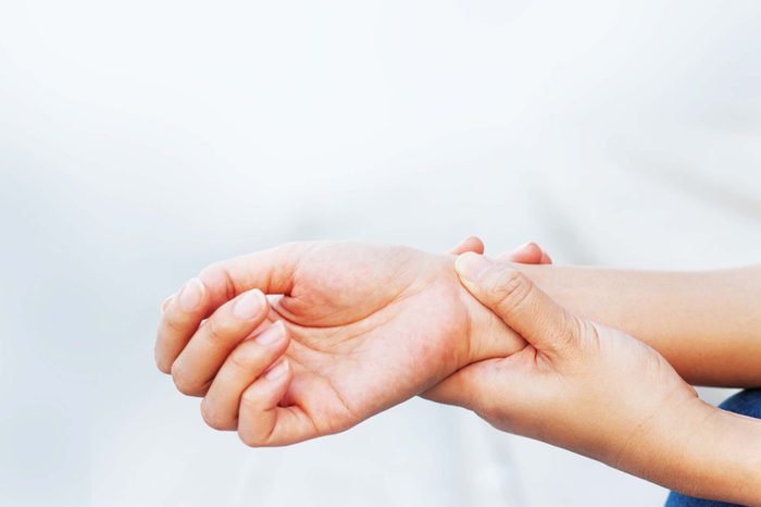 avoid arthritis