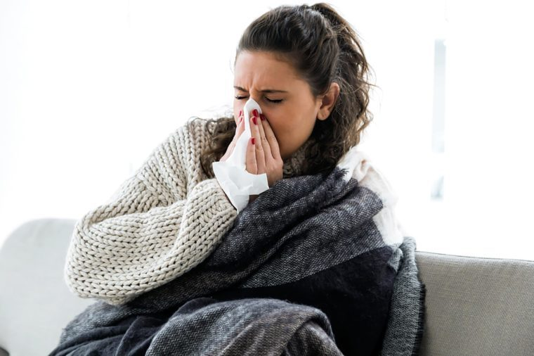 Boost your immunity naturally | Sneezing