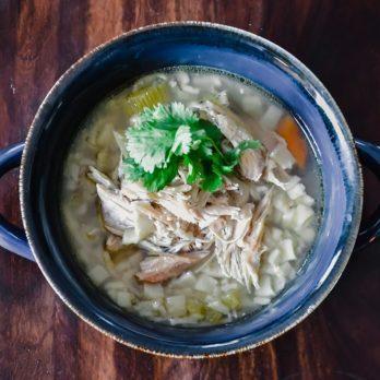 How to Make Crock-Pot Chicken Noodle Soup