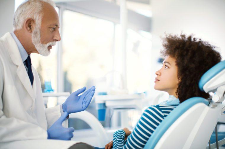 dental etiquette