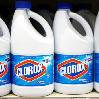 Here's Exactly Why Clorox Is So Good at Killing Germs