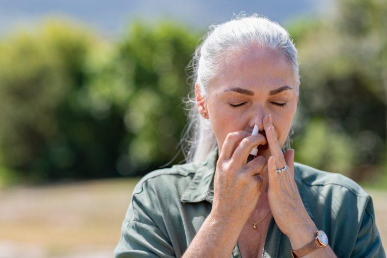 prevent spring allergies