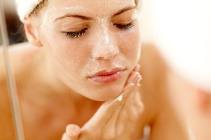 extra virgin oil benefits acne scrub
