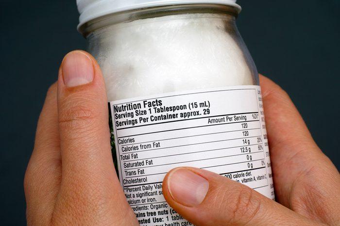 nutrition label secrets