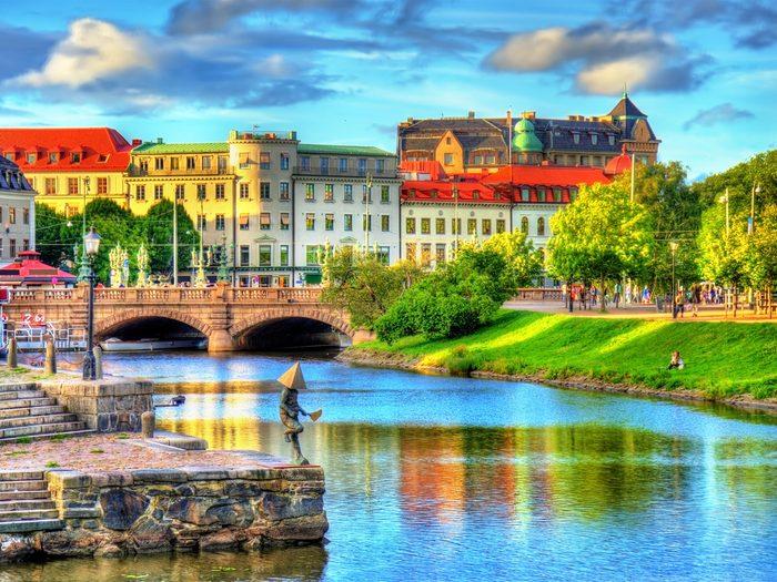 Gothenburg Sweden travel