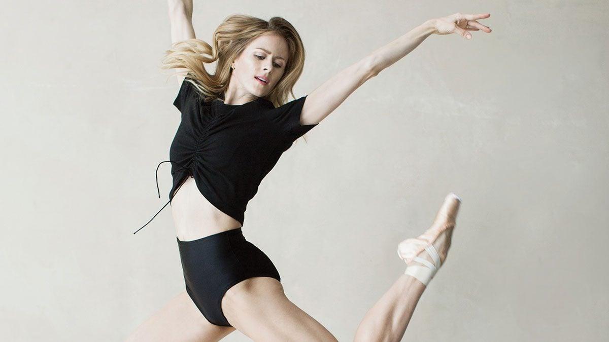 How Ballerina Heather Ogden Spends a Day in Quarantine