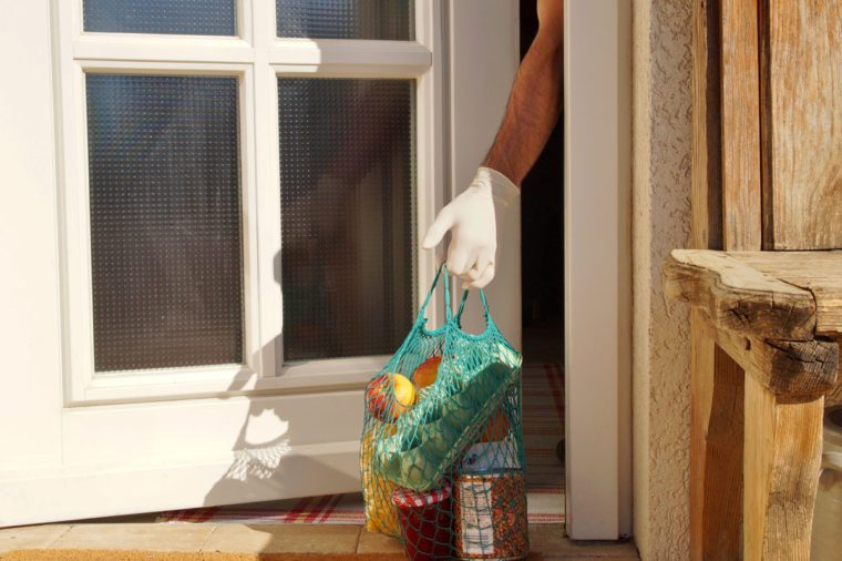 household cleaning and Covid-19