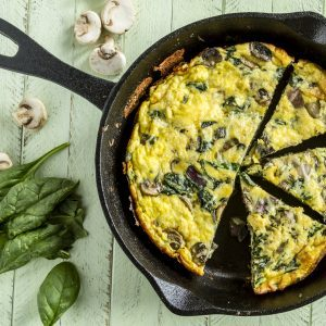 10 Easy Recipes for All the Frozen Spinach You Stocked Up On