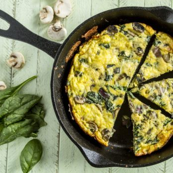 8 Easy Recipes for All the Frozen Spinach You Stocked Up On