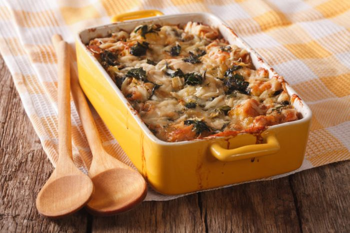 Easy and healthy spinach recipes